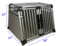 Secure Aluminum Pro Series Car Crates