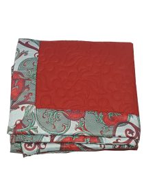 Ladies Quilted Masalla (Red)