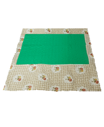 Ladies Quilted Masalla (Green)