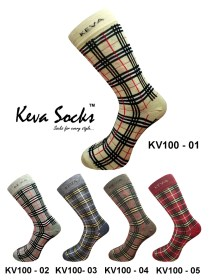 Keva Socks 5 Color In 1 Packet