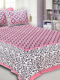 Pure Cotton D/Bed-Bed Sheets