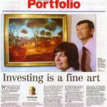Manly Daily, 13 Sept 2006: Investing is a Fine Art