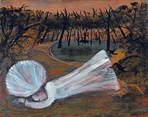 Lot 32 Arthur Boyd Bride