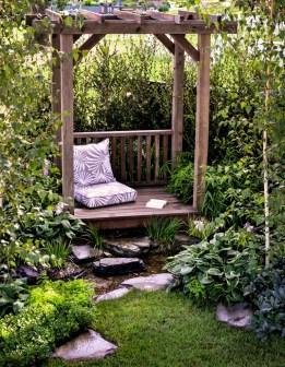 'Calming Waters' display garden at MIFGS 2016