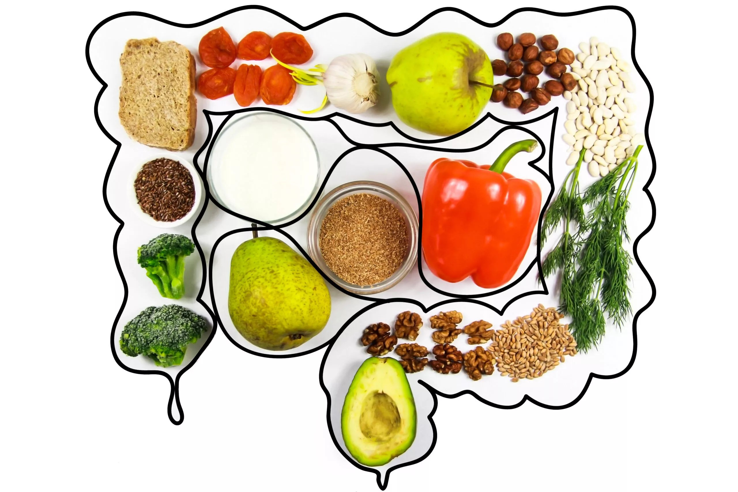 Foods To Improve Digestions