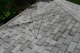 Roof Damage - Northern Black Hills Inspections