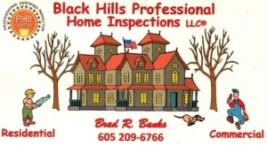 Black Hills Professional Home Inspections