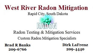 Radon Mitigation Rapid City