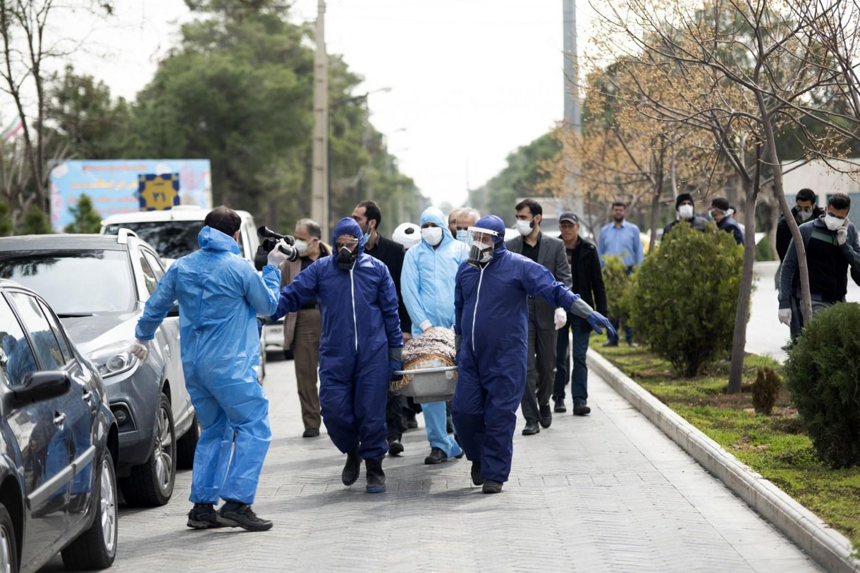 चीनमा एकैदिन १ हजार २९० को मृत्यु