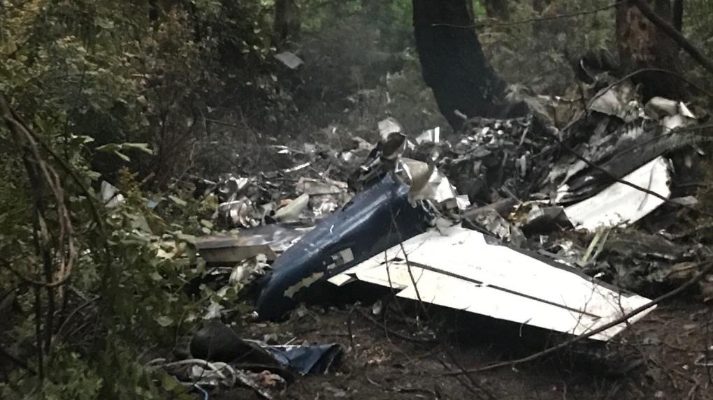 कोरोनाभाइरसको उपचारका लागि आवश्यक सामग्री बोकेको विमान दुर्घटना हुँदा ६ जनाको मृत्यु
