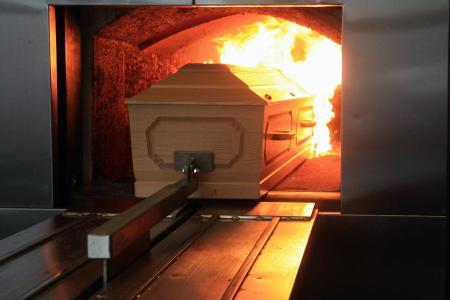 कोरोना संक्रमित जलाएपछि बन्द भयो विद्युतीय शवदाह गृह