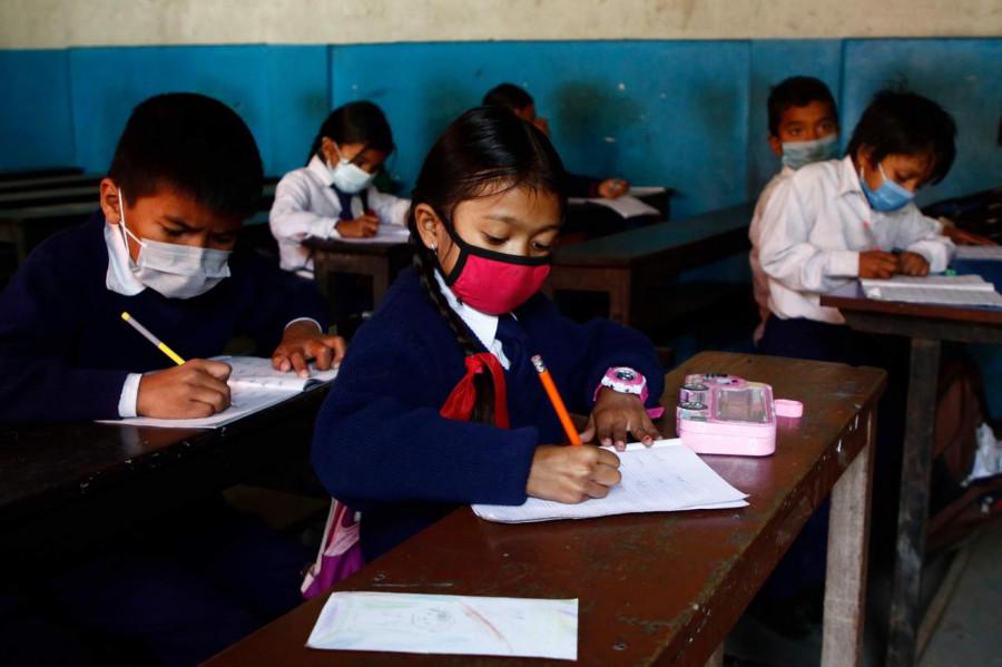 विद्यालय बन्द गर्न स्वास्थ्य मन्त्रालयको सिफारिस