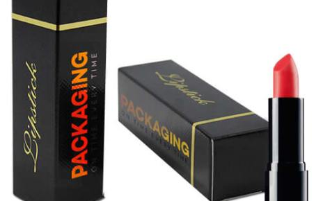 Custom Lipstick Packaging Boxes