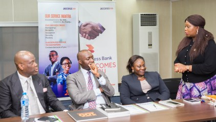 Delegate addresses Access Bank