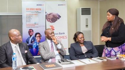 Delegate addresses Access Bank