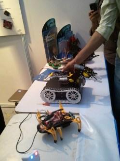 RoboSoft's Robots (an Indian Startup)