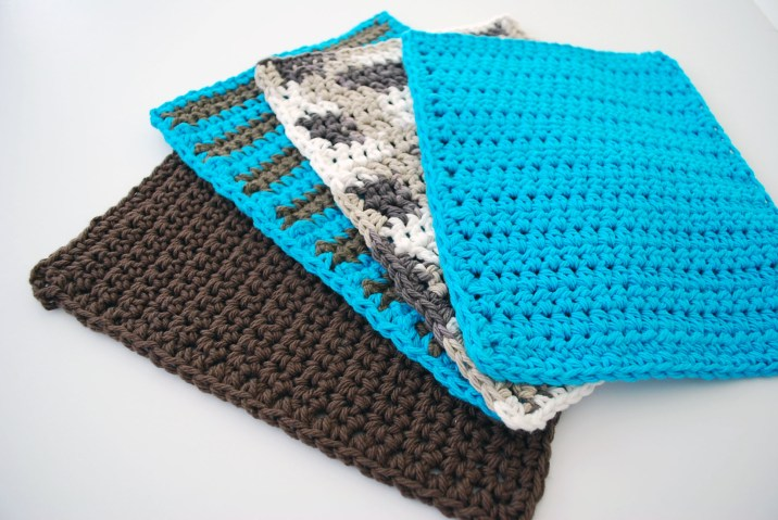 Wash Cloth Set