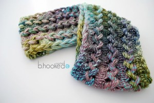Hairpin Scarf 3