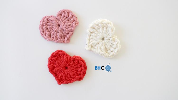 Magic Crochet Hearts Bhooked Crochet Knitting Podcast