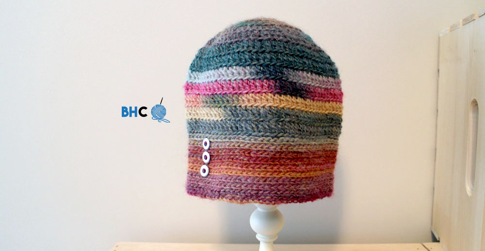 Fall For Me Spiral Hat Free Crochet Pattern