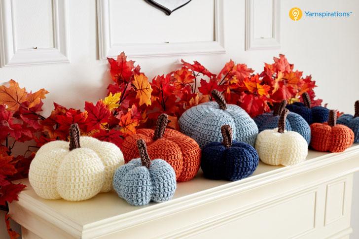 How to Crochet Pumpkins - B Hooked Crochet | Knitting
