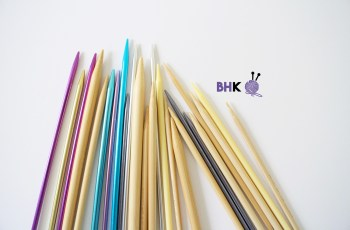 choosing knitting needles