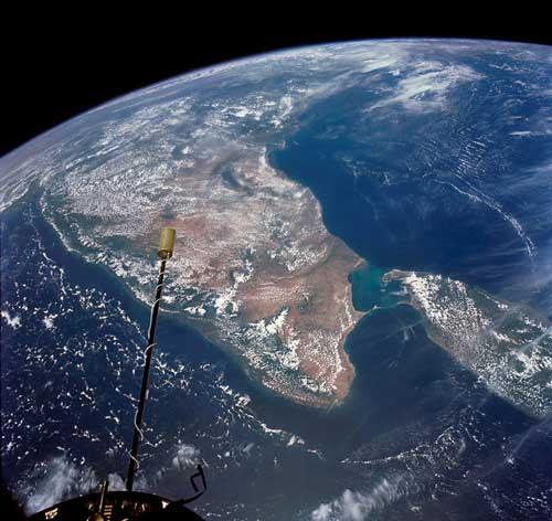 India - Gemini 11 Photo