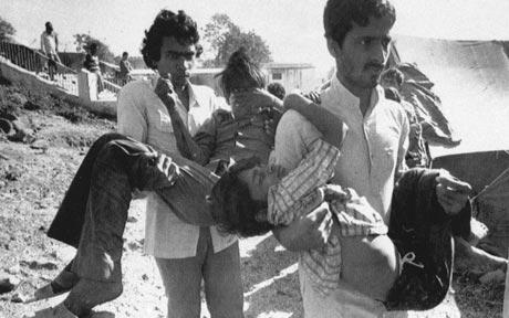1984 Union Carbide gas tragedy
