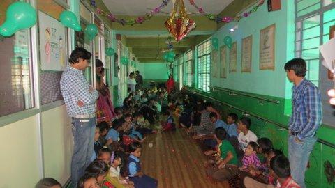 Chingari Trust Rehabilitation Centre in Bhopal hold festivities for Eid