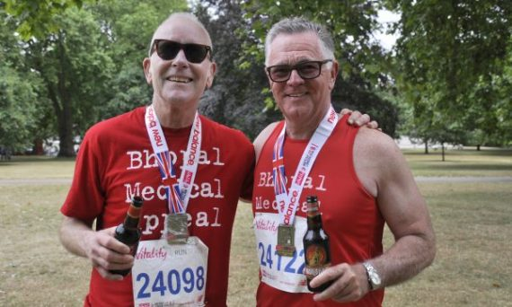 #London10k for Bhopal Medical Appeal