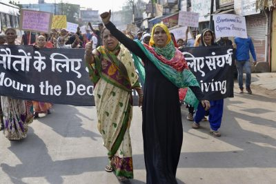 Bhopal Protests Dow Chemcial