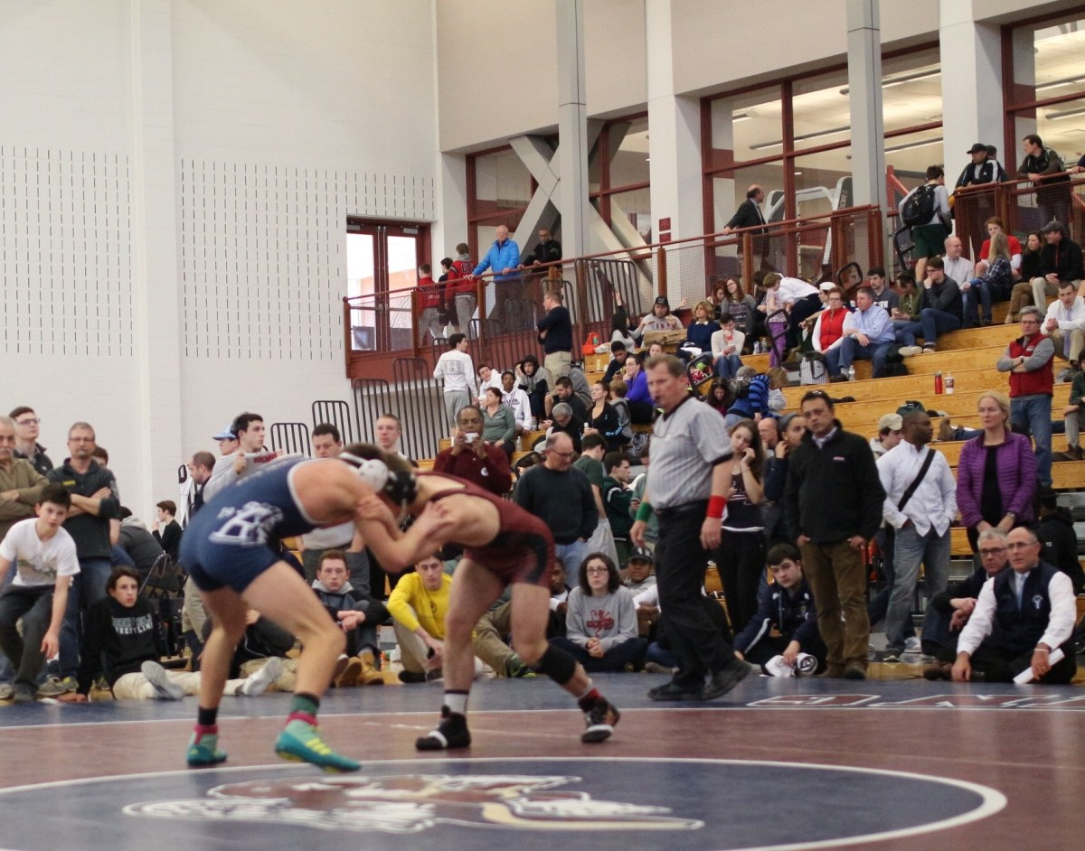 Wrestling Makes History: Undefeated New England Champs