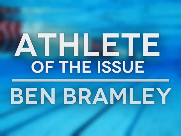 Athlete of the Issue: Ben Bramley '18