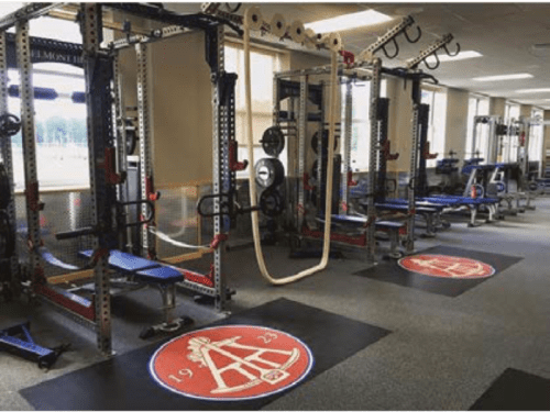 Belmont Hill Sorinex Weightroom
