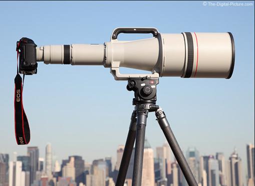 Canon 1200mm f/5.6L EF USM Super Telephoto