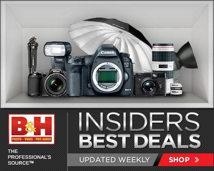 B&H Insider Deals