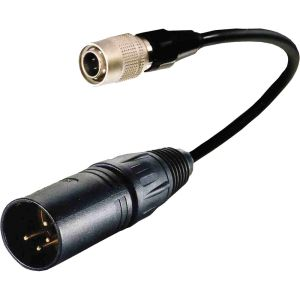 Cable Techniques BBHA4M6 4Pin XLRMale to Hirose BBHA4M6