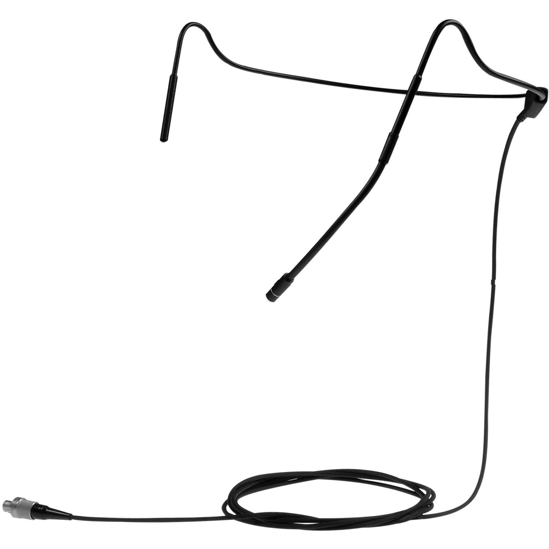 Sennheiser Hs2 Head Worn Microphone Black Ushs2 Ew B Amp H Photo