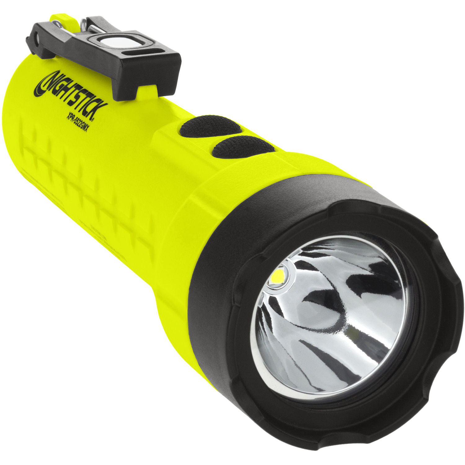 nightstick xpr 5522gmx intrinsically safe permissible rechargeable dual light flashlight