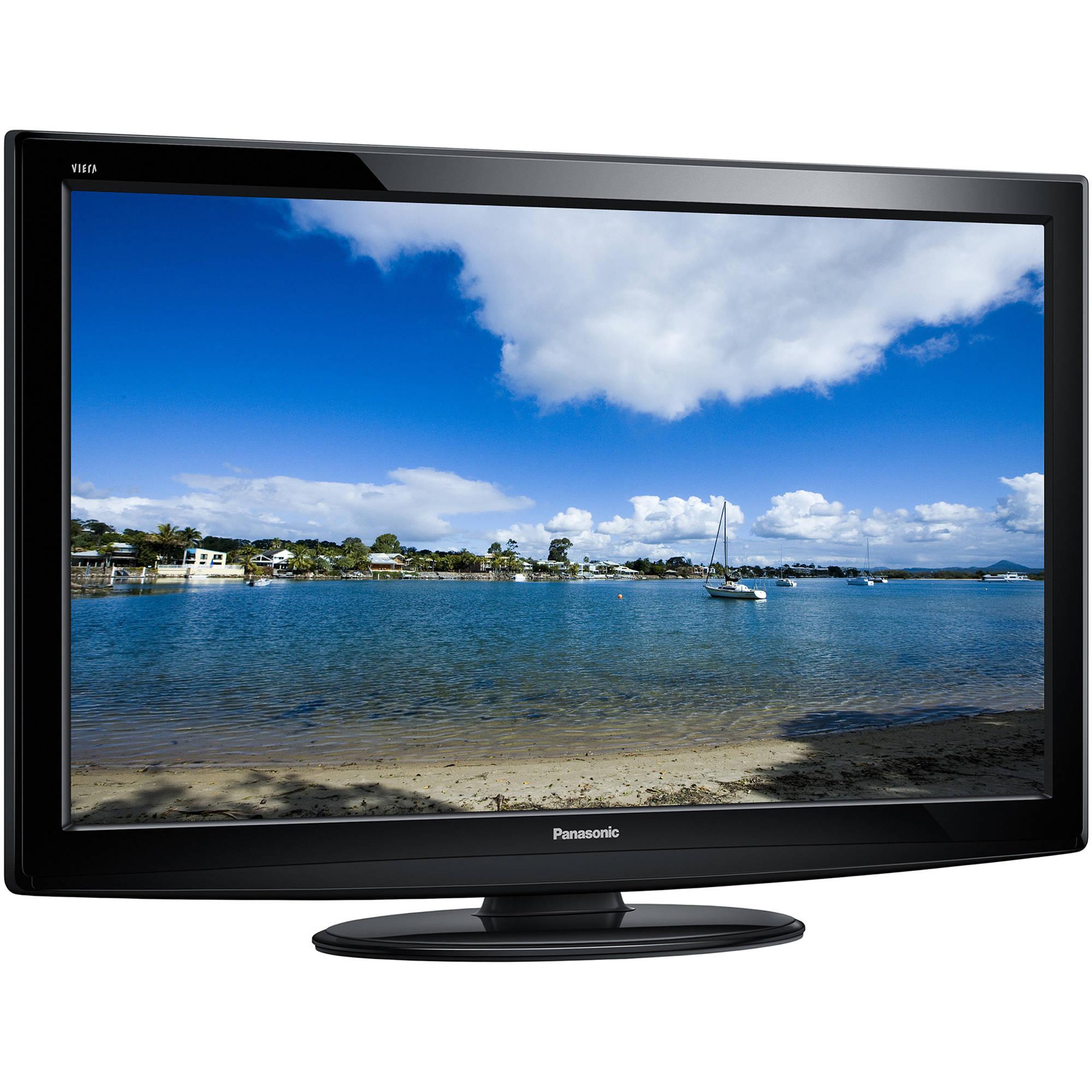 Panasonic TC L37U22 37 Viera 1080p LCD TV TC L37U22 BampH