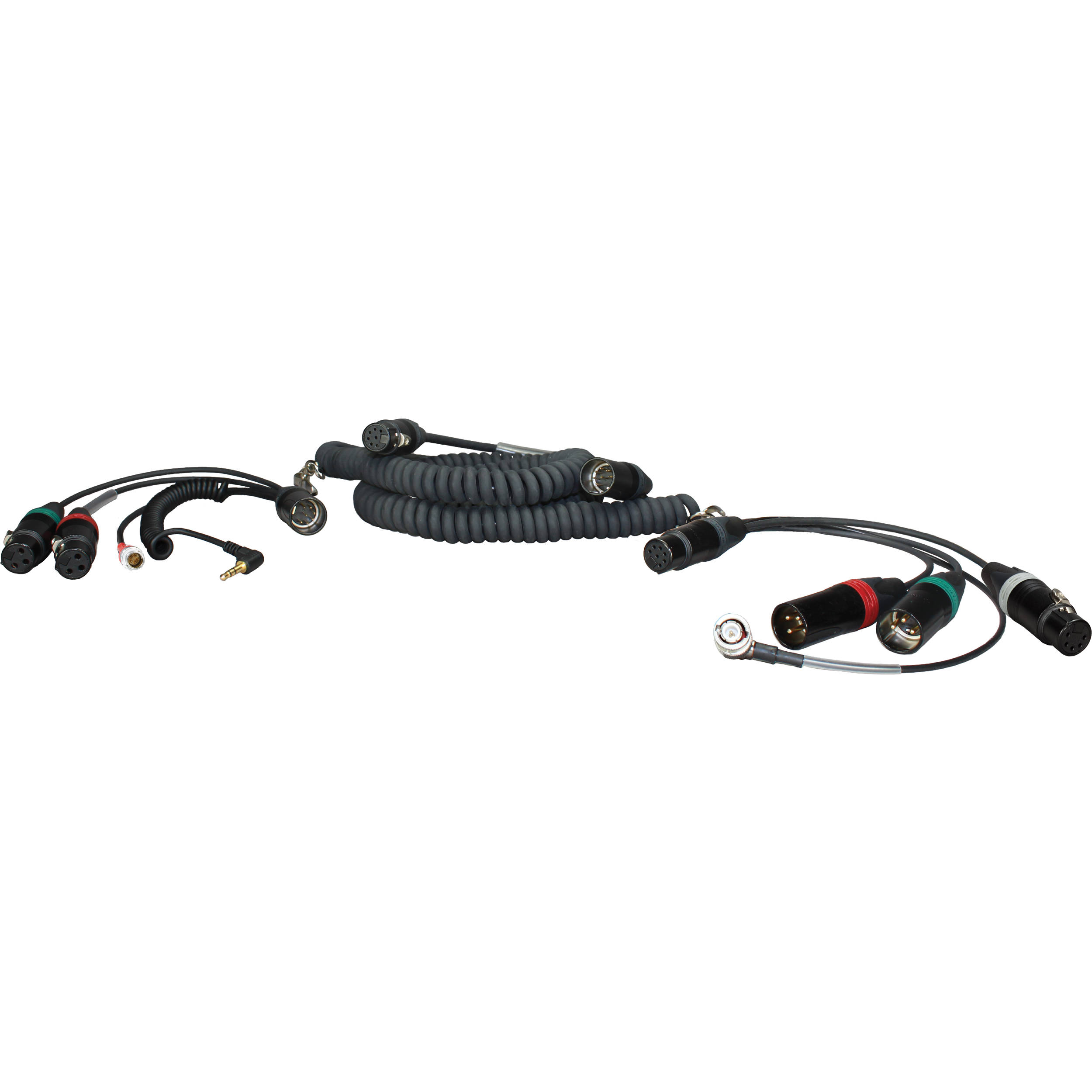 Ambient Recording Coiled Breakaway Cable For Sound Hbs664y7 5