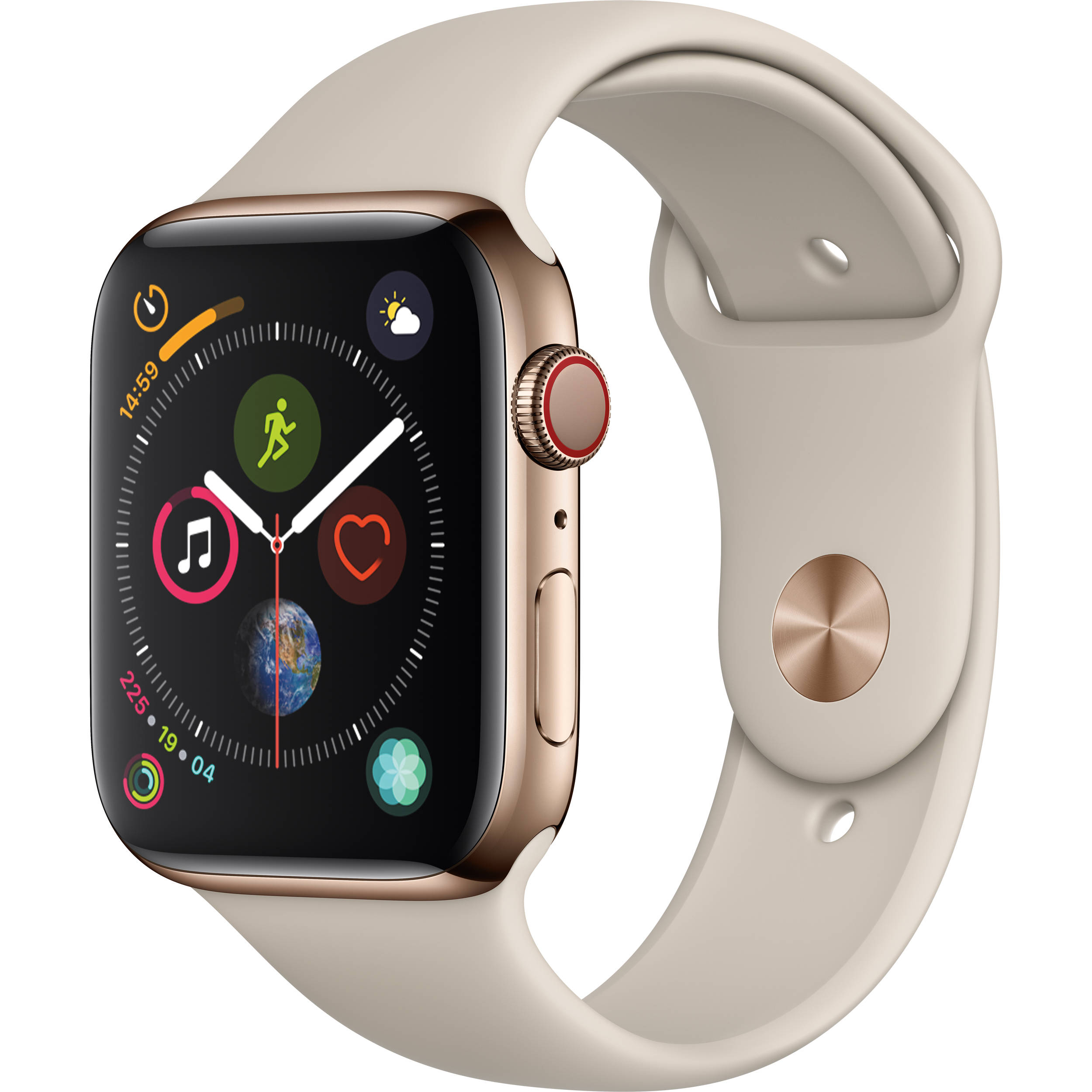 Apple Watch Series 4 Mtv72ll A B Amp H Photo Video