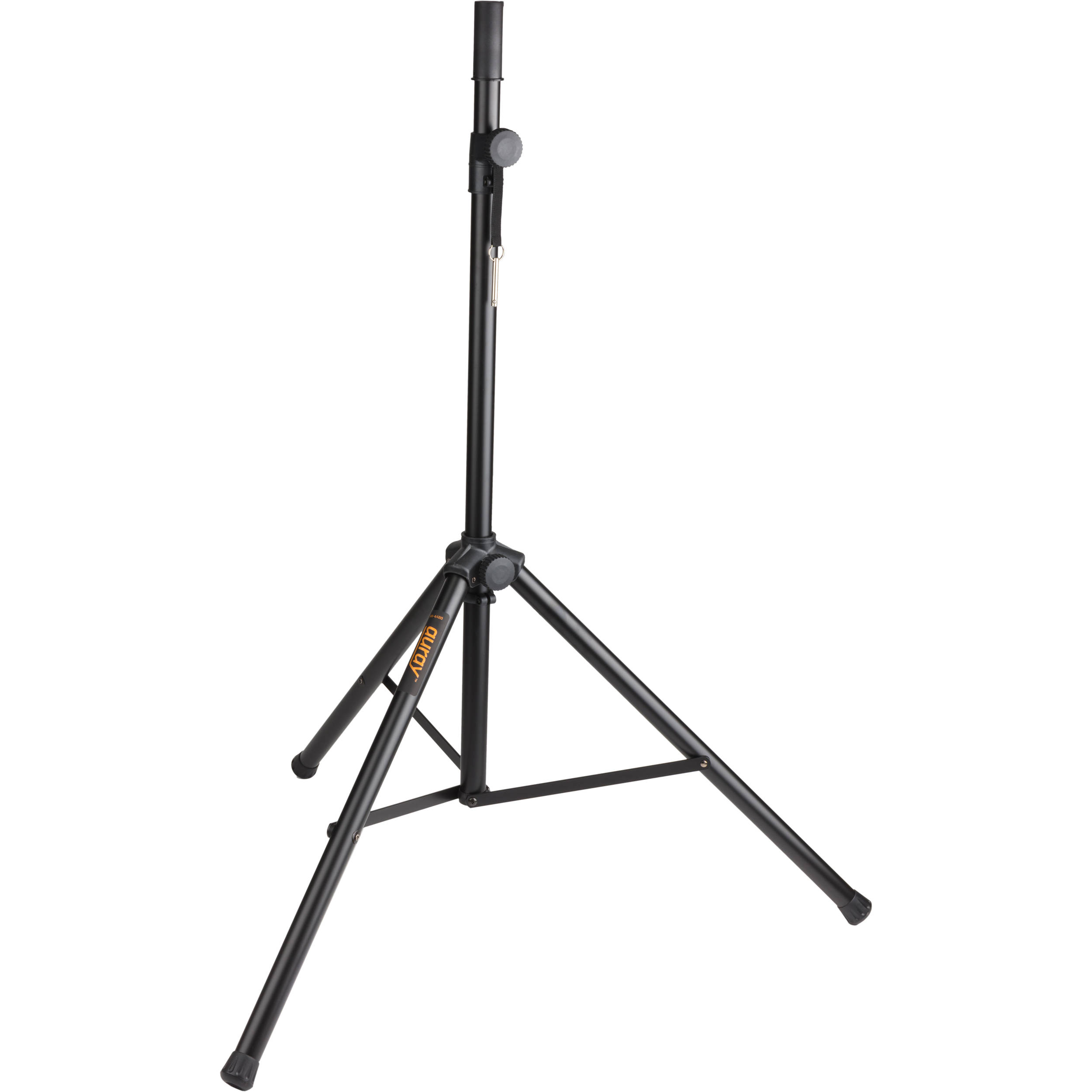 Auray Ss Steel Speaker Stand Ss B Amp H Photo Video