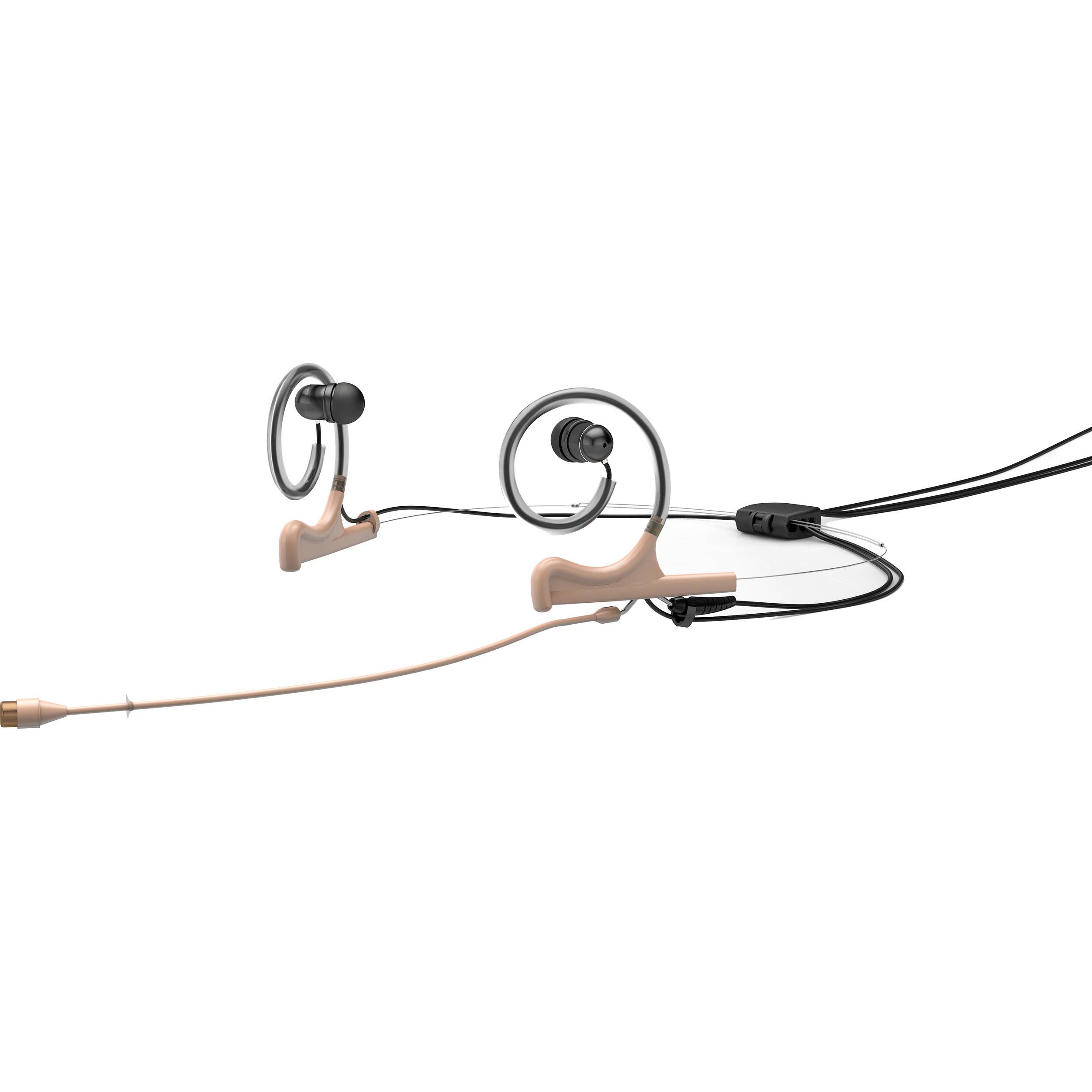 Dpa Microphones D Fine Omni In Ear Fio66f00 2 Ie2 B B Amp H