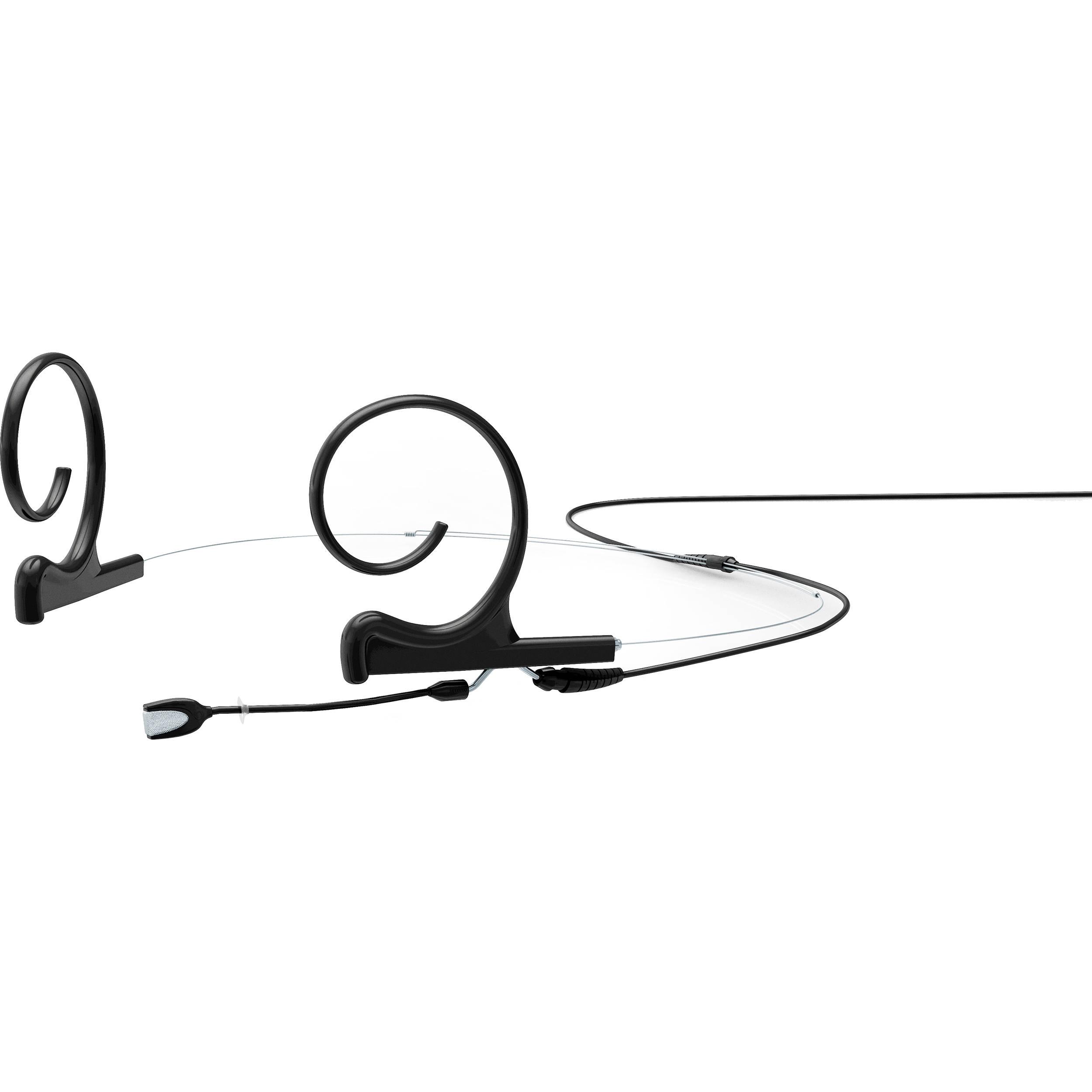 Dpa Microphones D Fine Dual Ear Headset Fioba34 S2 B Amp H Photo