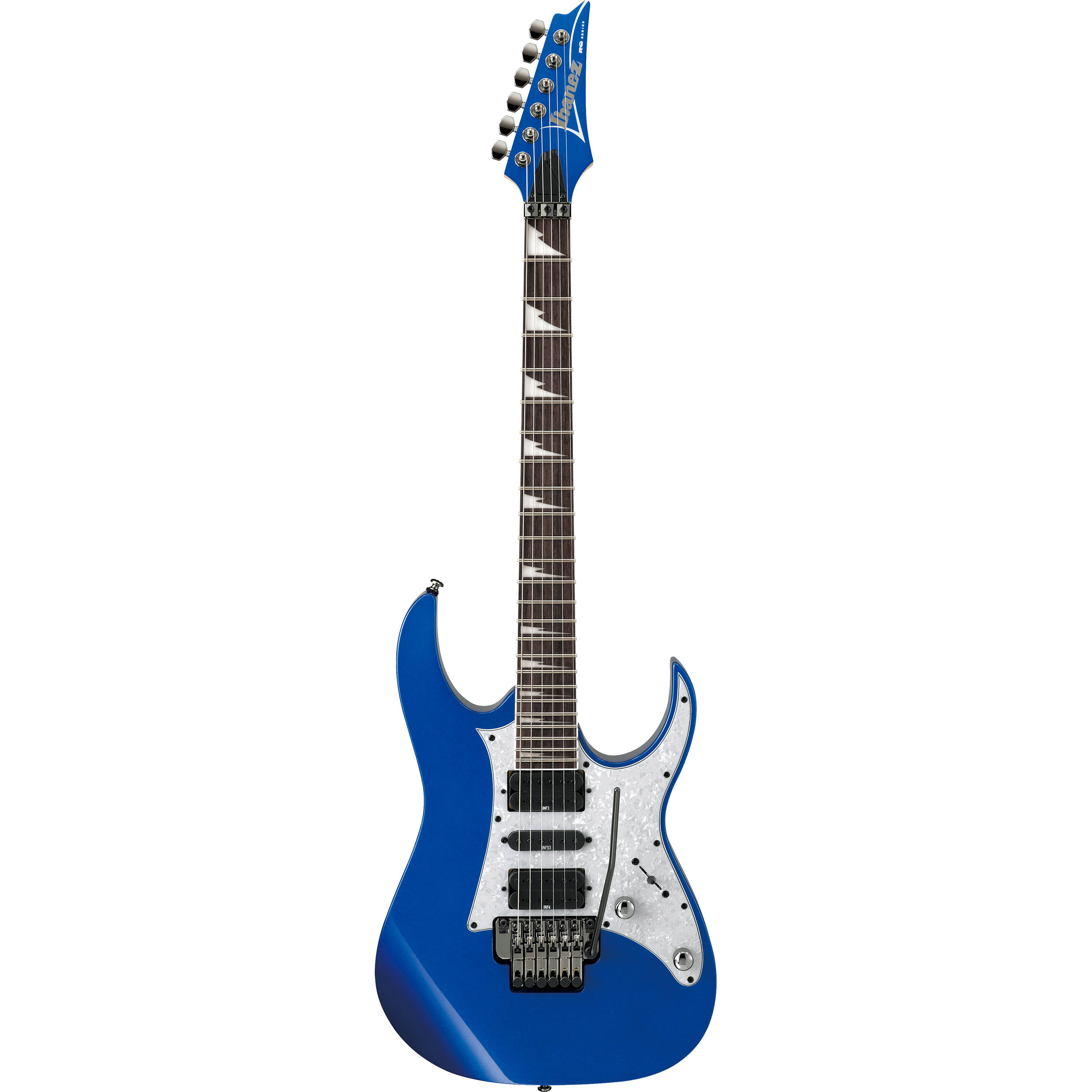 Ibanez Rg450dx Rg Series Electric Guitar Rg450dxslb B Amp H Photo