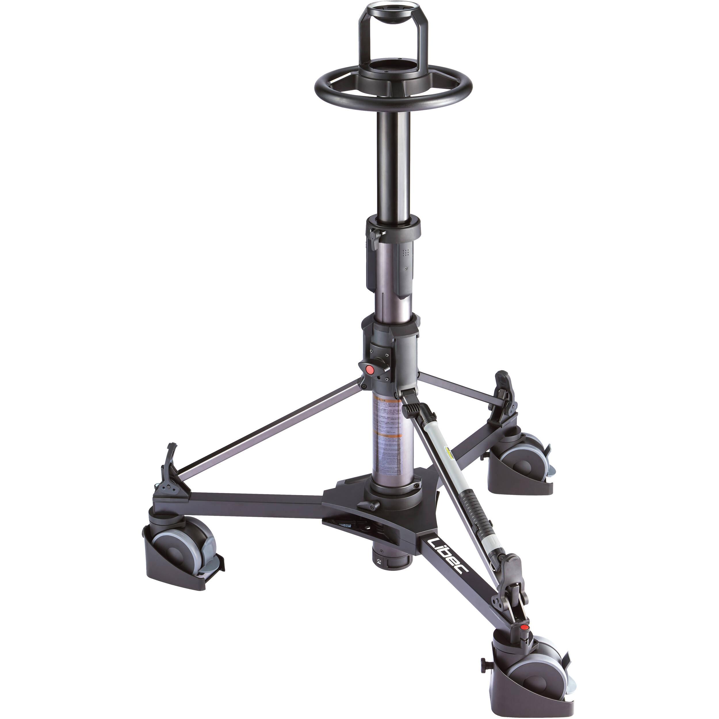 Libec Rsp 850pd S Pedestal System For Studio Rsp 850pd S B Amp H