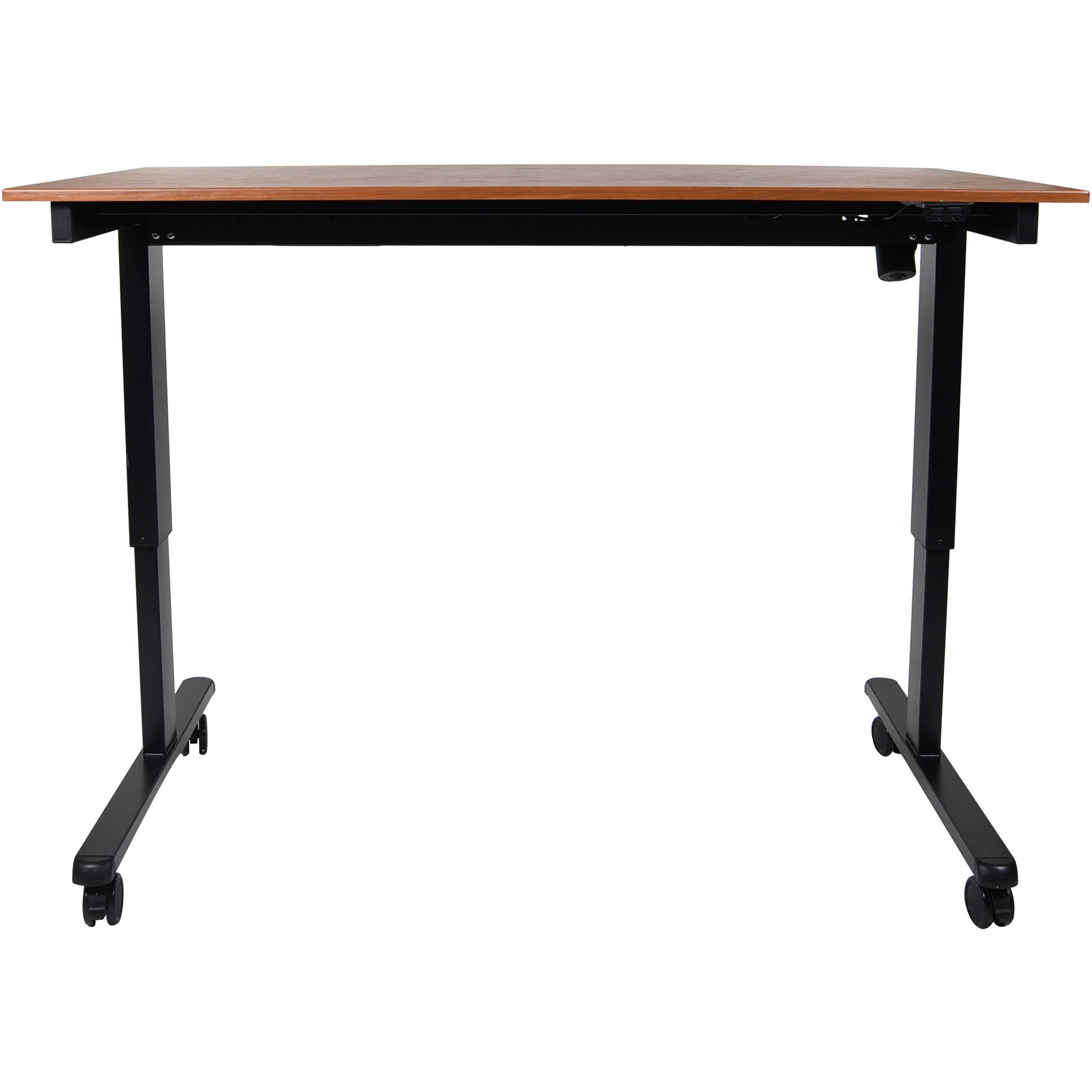 Luxor 60 Electric Standing Desk Stande 60 Bk Tk B Amp H Photo