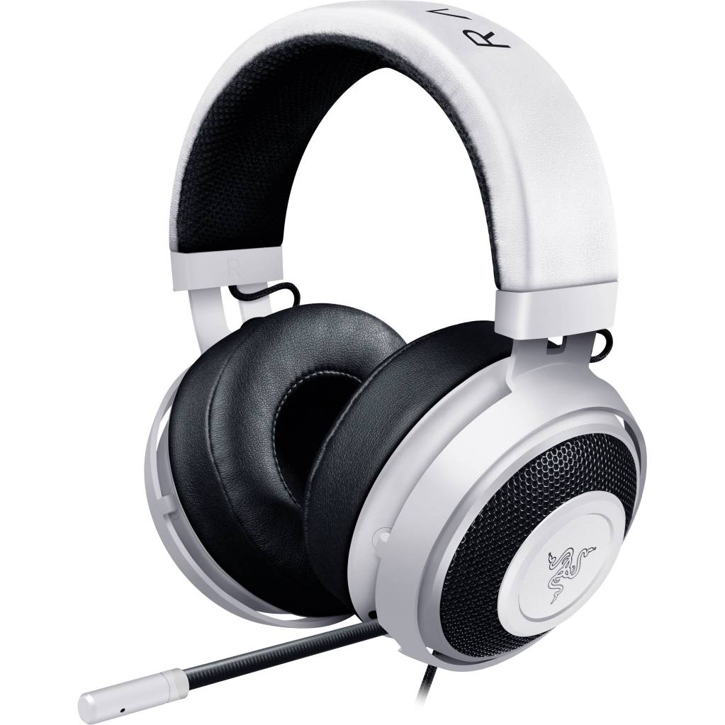 Razer Kraken Pro V2 Headset (White) RZ0402050200R3U B&H Photo