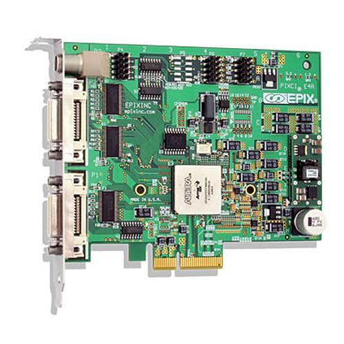 Hitachi Pixci E4db Dual Base Camera Link Frame Grabber